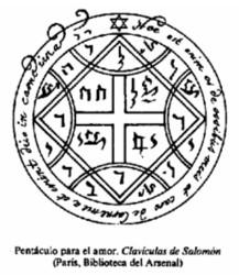 miguel antonio: La clavícula de Salomón