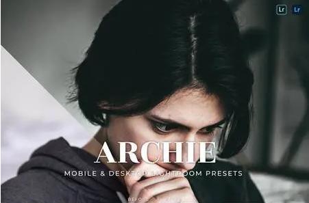 Tải preset lightroom Archie tone đen ma mị (Mobile/Desktop)