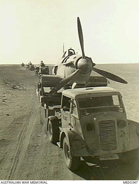 A repair and salvage unit in the Western Desert, 11 February 1942 worldwartwo.filminspector.com