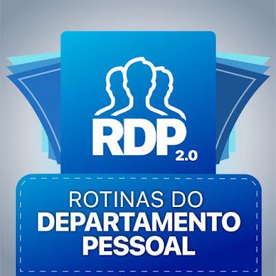 Curso Online RDP 2.0 | ROTINAS DO DEPARTAMENTO PESSOAL + eSocial