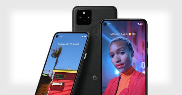 I nuovi Google Pixel 5 e Pixel 4a (5G) avranno una fotocamera ultra-wide e Night Sight nei ritratti