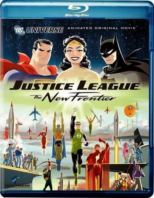 Liga da Justiça a Nova Fronteira