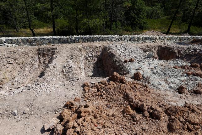 O cemitério reservado para os presos da tentativa de golpe na Turquia - MichellHilton.com