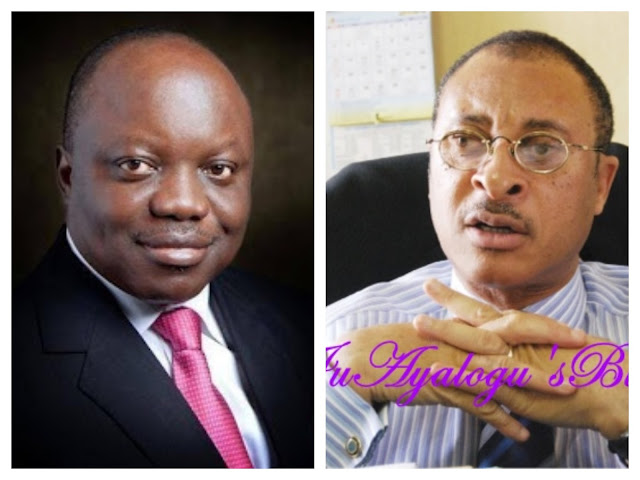Pat Utomi should start political career with councillorship - Uduaghan