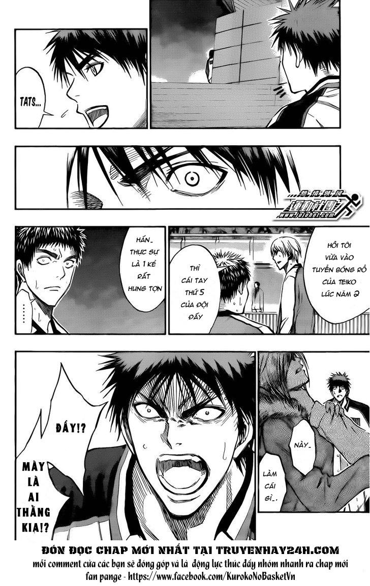 Kuroko No Basket chap 169 trang 20