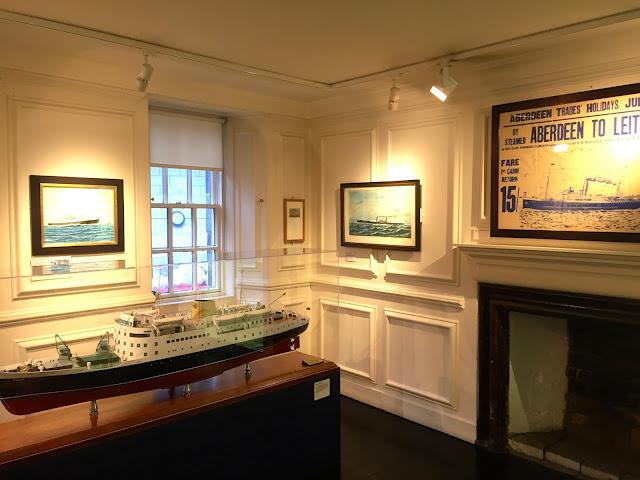 Maritime Museum, Aberdeen, Scotland
