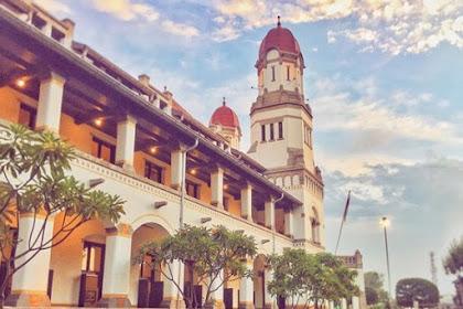 Destinasi Wisata Lawang Sewu di Kota Semarang yang Wajib Disinggahi
