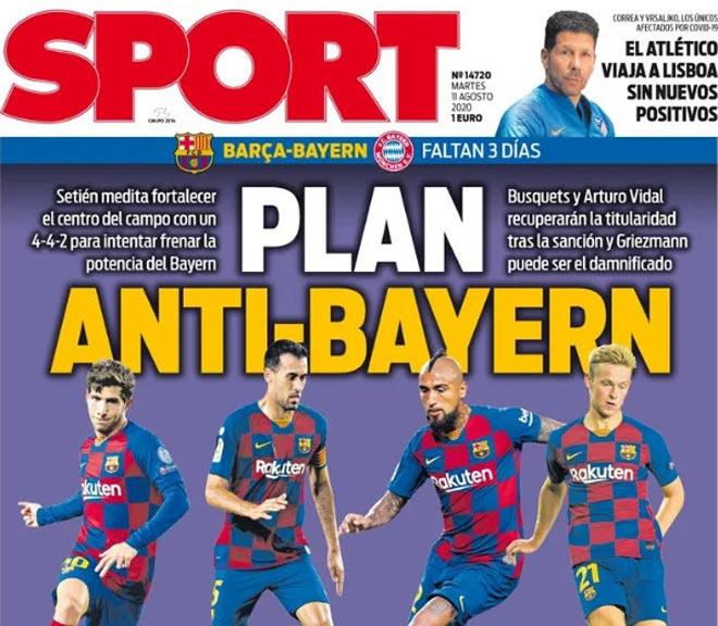 Messi nguy cơ lỡ tứ kết Cúp C1: Barca lên phương án nào để chống Bayern? 2