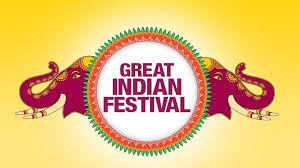 Amazon prime Great Indian Festival Deals and Offers on products Starts on 29 Sep 2019