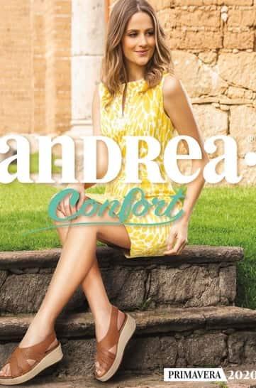 Catalogo Andrea confort Primavera Verano 2020