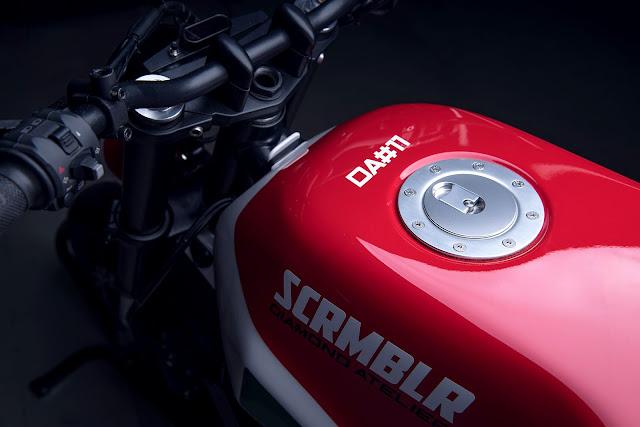 Ducati Scrambler By Diamond Atelier Hell Kustom