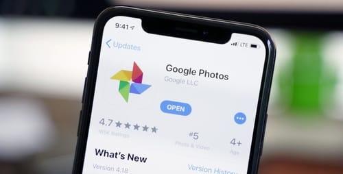 The Google Photos app can sync your favorite photos to Apple Photos on iOS