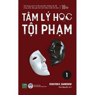 Tâm Lý Học Tội Phạm - Tập 1 ebook PDF-EPUB-AWZ3-PRC-MOBI