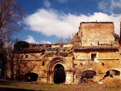 El románico en Palencia: Iglesia de San Salvador - Nogal de las Huertas