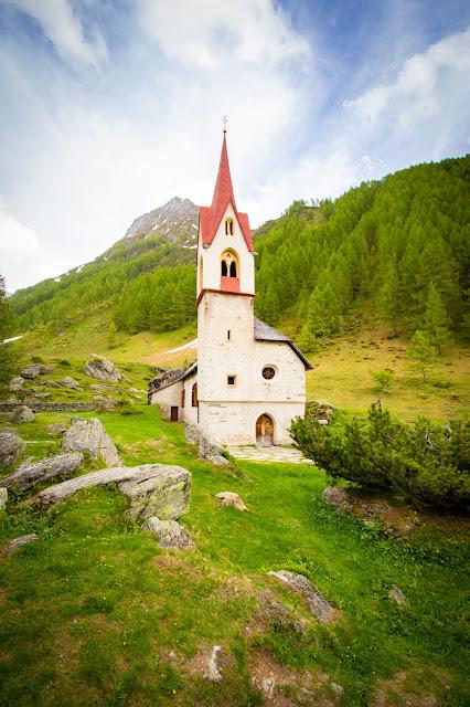 Chiesetta dello Spirito Santo-Valle di Tures-Alto Adige