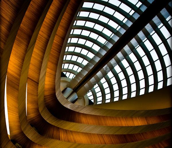 Ejemplos de proporcionalidad en arquitectura actual