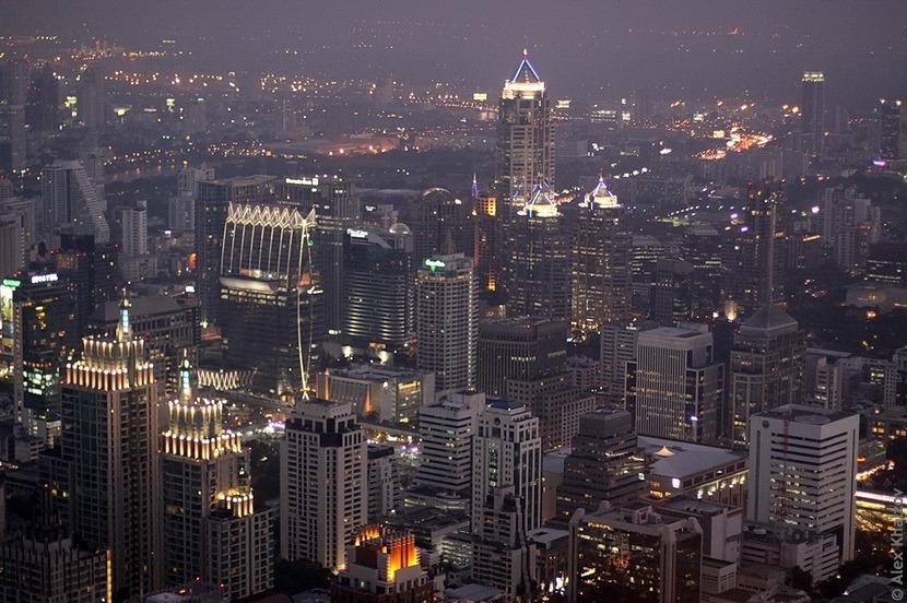 Высотки Бангкока