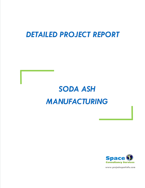 Project Report on Soda Ash Manufacturing