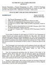 AP Government employees and pensioners April month Salary Details G.O.MS.No.37
