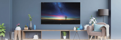 Smart TV AQUAJapan 55 inci