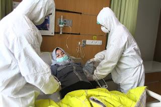 Per 18 Maret, Pasien Corona Meninggal Lebih Banyak Dibanding yang Sembuh