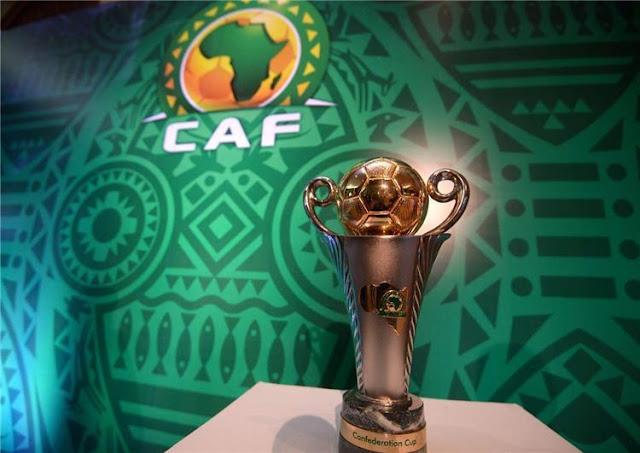 رسميا الكاف يعلن موعد قرعة دور المجموعات للكونفدرالية الأفريقية 2019