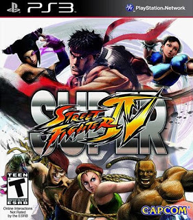 Super Street Fighter IV PS3 Torrent