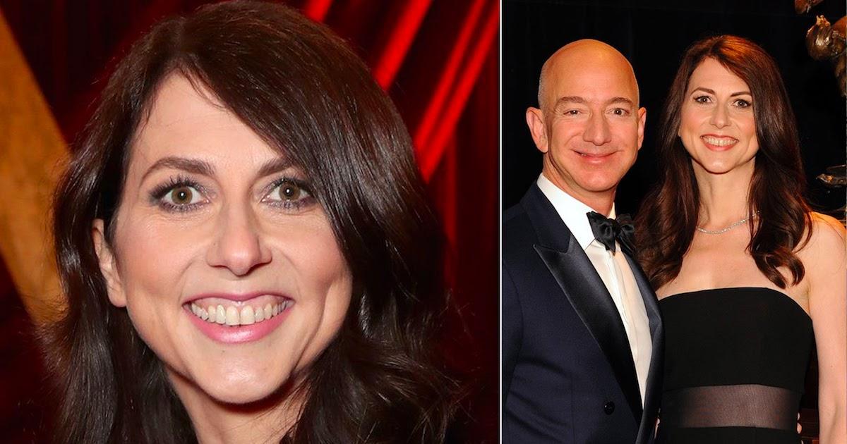 Mackenzie Scott, Billionaire And Ex-Wife Of Jeff Bezos, Gives Away A Further $2 Billion To Charities