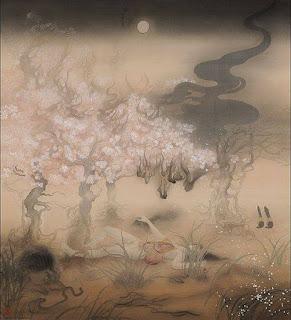 Работы японской художницы Фуюко Матсуи