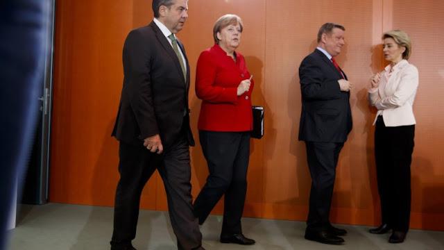 """Κάνει πίσω η Μέρκελ στην προκλητικότητα του """"σουλτάνου"""" Ερντογάν"""