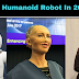 Advanced Humanoid Robot In 2000 - 2018