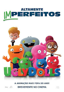 Passatempo - Uglydolls