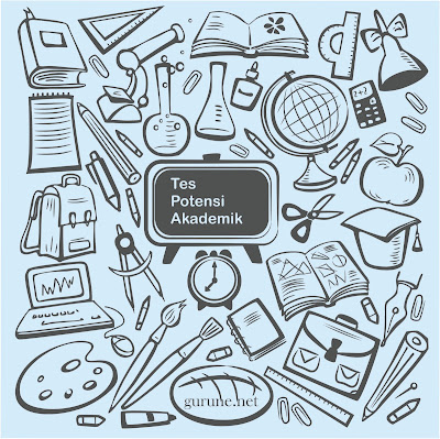 Download soal psikotes, tes potensi akademik ppg, psikotes cpns, snmptn 2019