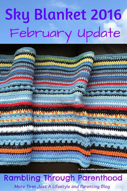 Sky Blanket 2016: February Update