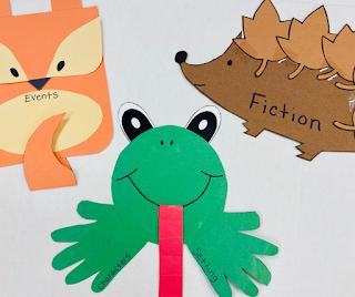 interactive read aloud culminating activities