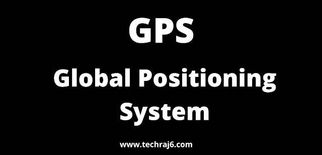GPS full form, What is the full form of GPS