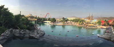 Lake view of Imagica