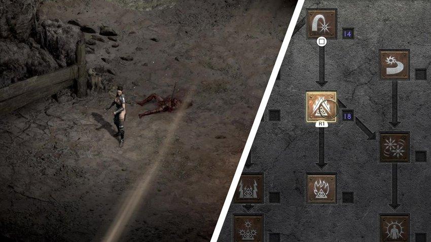 Diablo 2: Skills Reset (Resurrected)