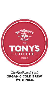 Tonys Cold Brew - Tonys Coffee | Smith Brothers Farms - delivered by Petes Commercial Distributor - Cold Brew