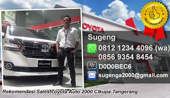 Toyota Auto 2000 Cikupa Tangerang