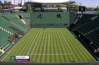 The Championships Wimbledon Biss Key 29 June 2018