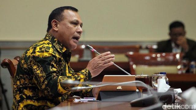 Rincian Harta Firli, Ketua KPK Terpilih 2019