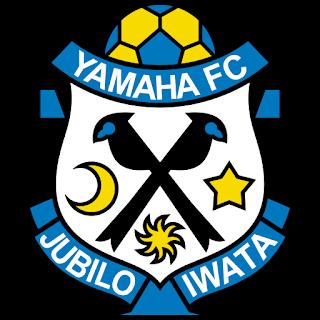 Jubilo Iwata ジュビロ磐田 logo 512x512 px