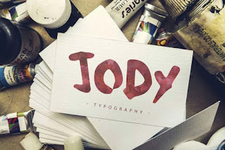 Jody Typeface