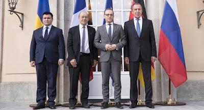 """Германия надеется продолжить переговоры в """"нормандском"""" формате"""