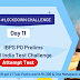 IBPS PO Prelims All India Mock Test will be LIVE @1PM