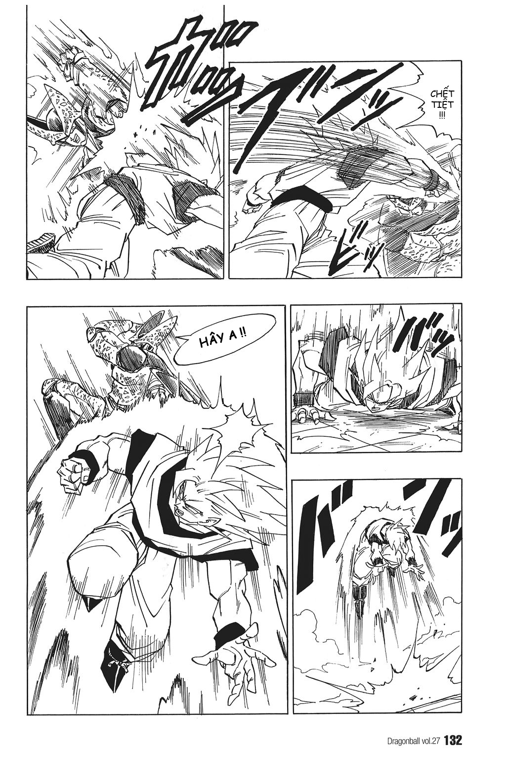 xem truyen moi - Dragon Ball Bản Vip - Bản Đẹp Nguyên Gốc Chap 399