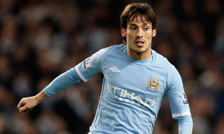 David Silva bids farewell to Manchester city after a legendary career