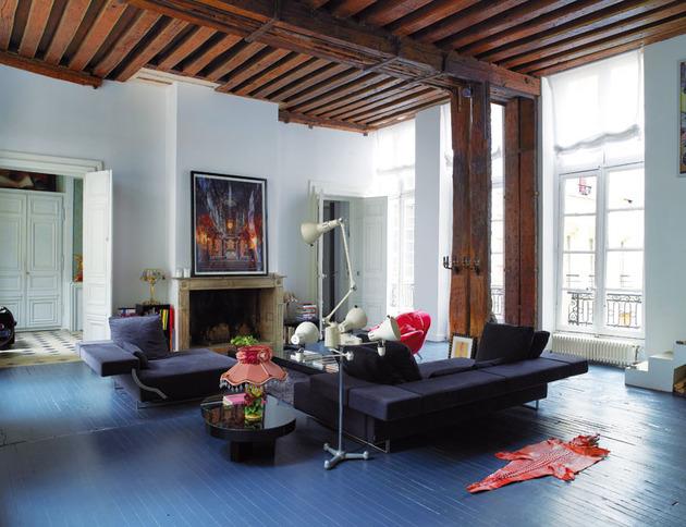 salon estilo eclectico chicanddeco