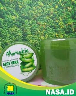 Moreskin Aloevera Soothing Gel 250 gram